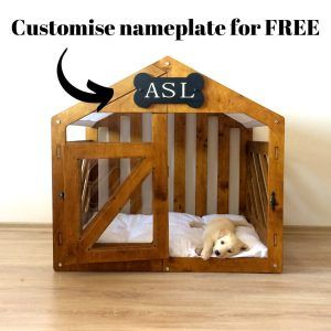 DIY Wooden Insulated Dog House Features