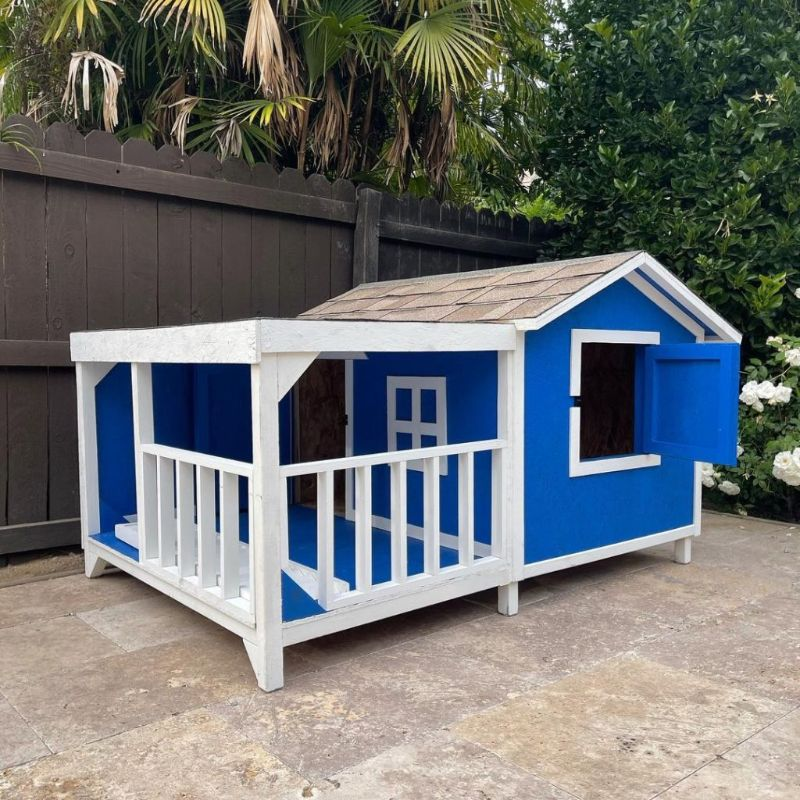 How to Build a Dog House Step by Step Instructions